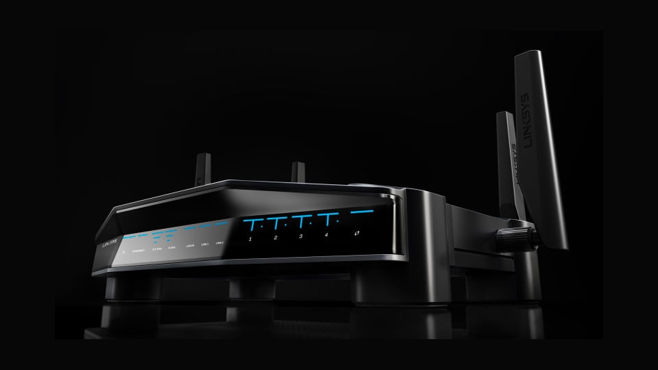 best gaming wireless router