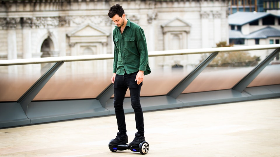 Best Self Balancing Scooters 2017