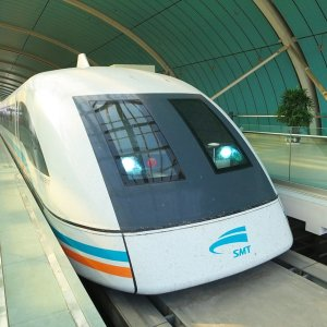 Super Maglev Train