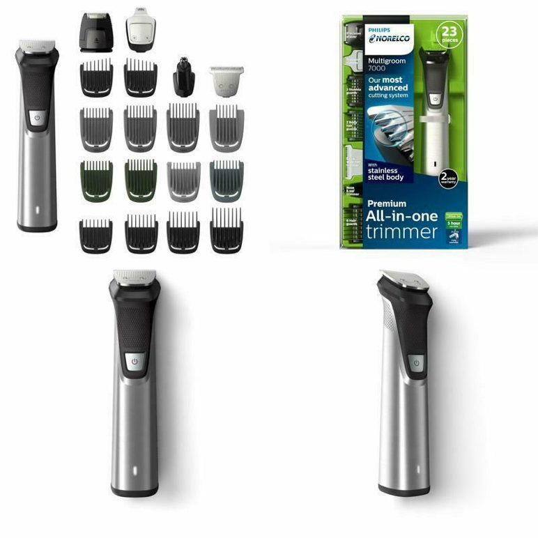 Philips Norelco MG7750/49 black hair trimmer